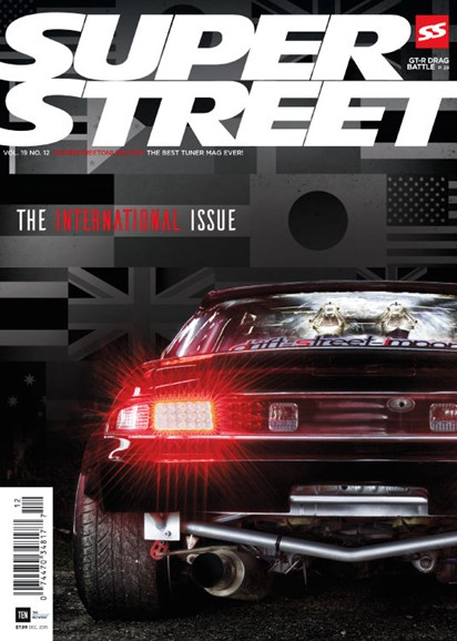 Super Street Cover - 12/1/2015