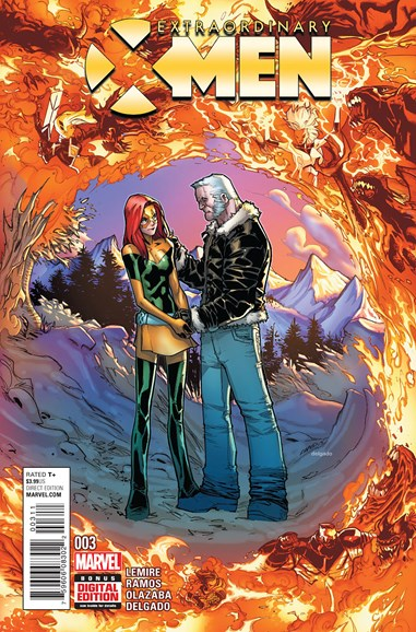X-Men Gold Cover - 2/1/2016