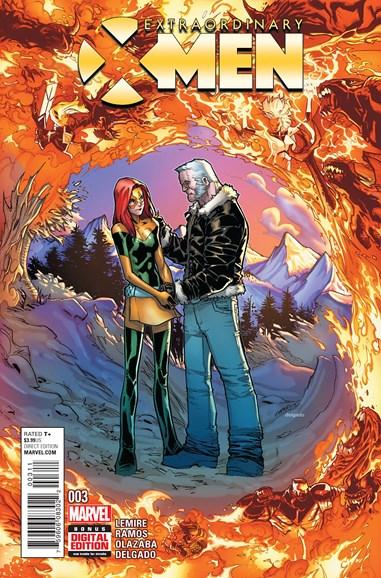 X-Men Gold Cover - 2/1/2016