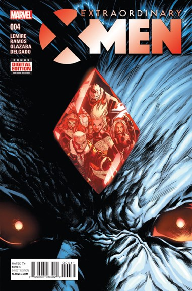 X-Men Gold Cover - 2/15/2016