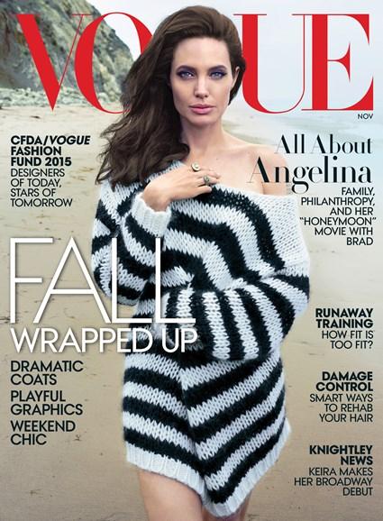 Vogue Cover - 11/1/2015