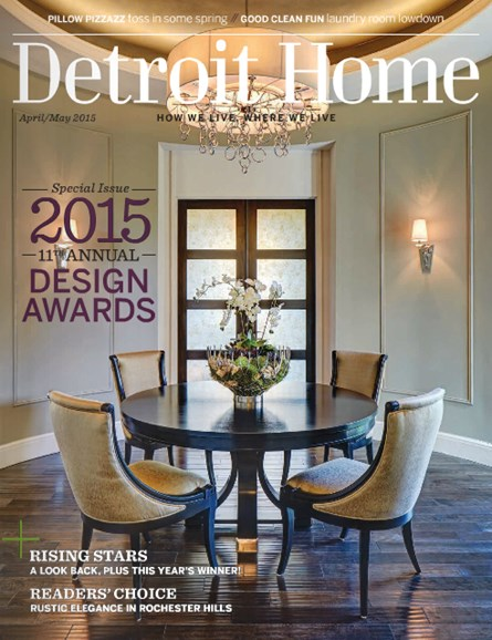 Detroit Home Cover - 4/1/2015