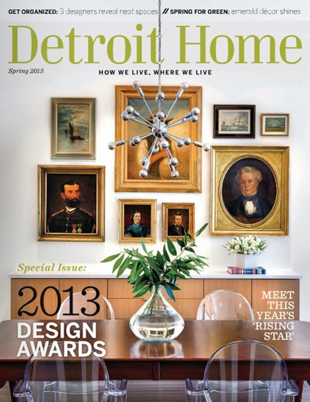 Detroit Home Cover - 3/1/2013