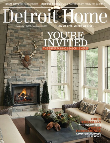 Detroit Home Cover - 12/1/2015