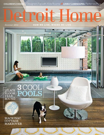 Detroit Home Cover - 6/1/2014