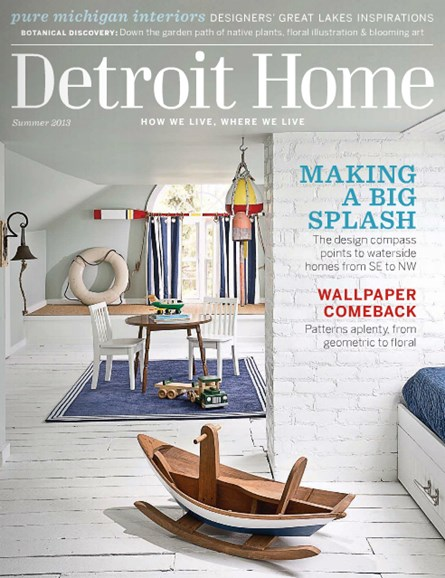 Detroit Home Cover - 6/1/2013