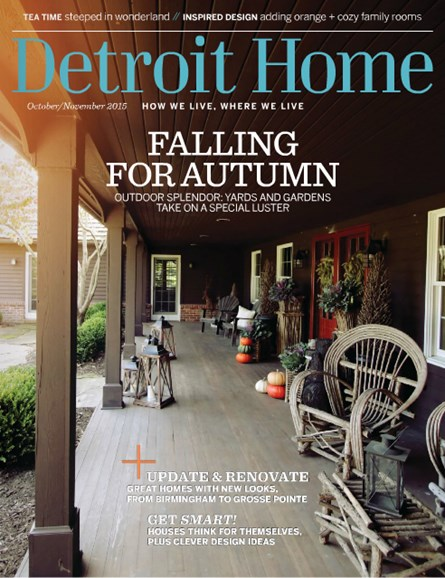 Detroit Home Cover - 10/1/2015