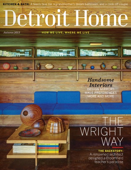 Detroit Home Cover - 9/1/2013