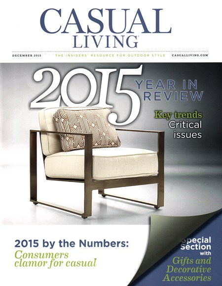 Casual Living Cover - 12/1/2015