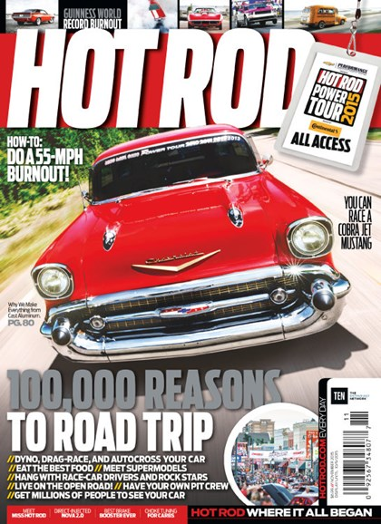 Hot Rod Cover - 11/1/2015