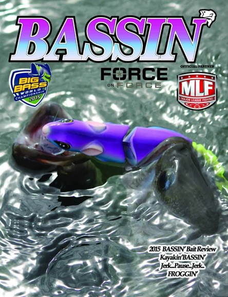Bassin' Cover - 6/1/2015