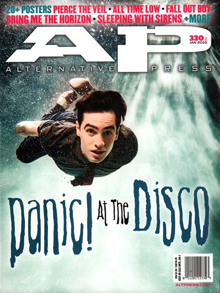 Alternative Press Cover - 1/1/2016