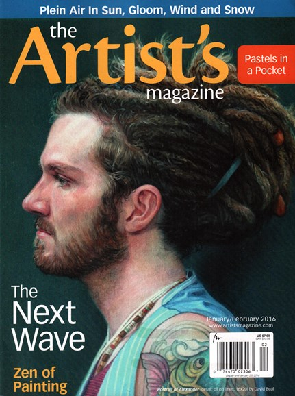 Artists Cover - 1/1/2016