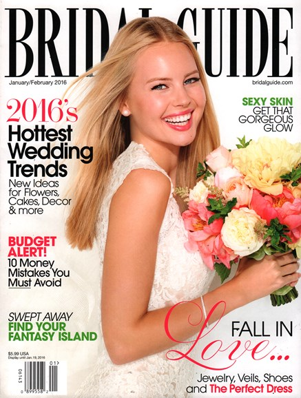 Bridal Guide Cover - 1/1/2016