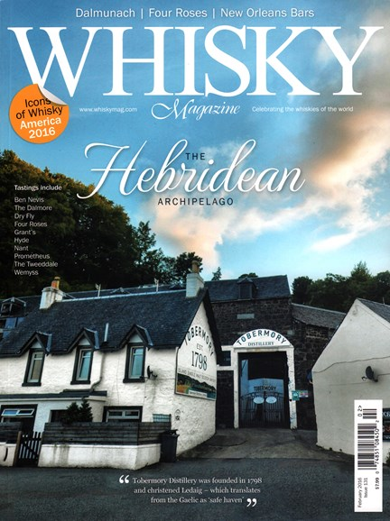 Whisky Cover - 1/1/2016