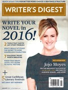 Writer's Digest Magazine 1/1/2016