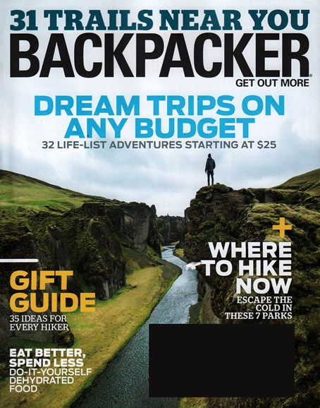 Backpacker Cover - 1/1/2016
