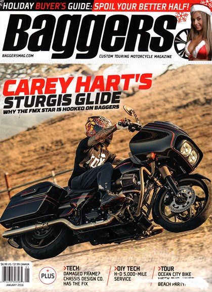 Baggers Cover - 1/1/2016