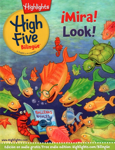 Highlights High Five Bilingue Cover - 1/1/2016