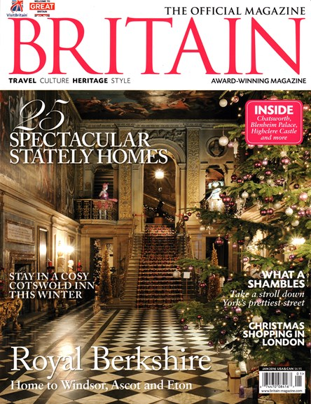 Britain Cover - 1/1/2016