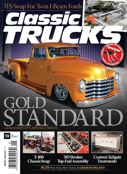 Classic Trucks Cover - 1/1/2016