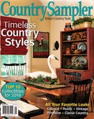 Country Sampler Magazine 1/1/2016