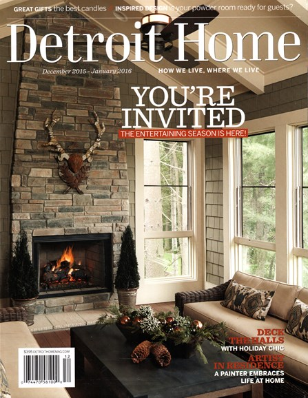 Detroit Home Cover - 1/1/2016
