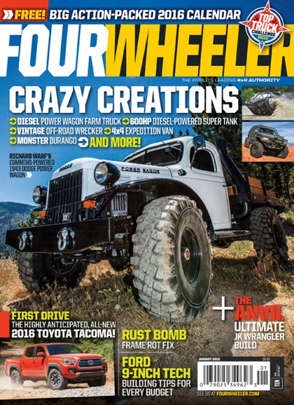 Four Wheeler Cover - 1/1/2016