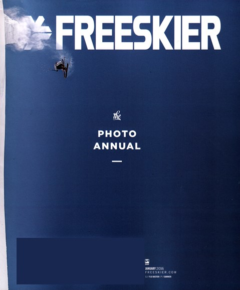 Freeskier Cover - 1/1/2016