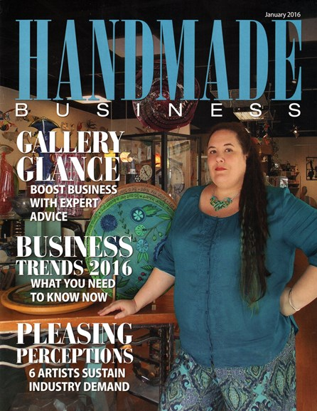 Handmade Business Cover - 1/1/2016