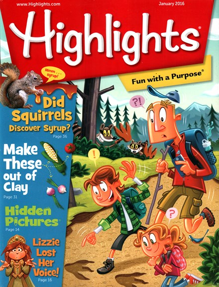 Highlights Cover - 1/1/2016