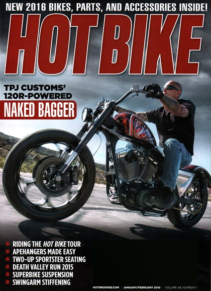Hot Bike Cover - 1/1/2016