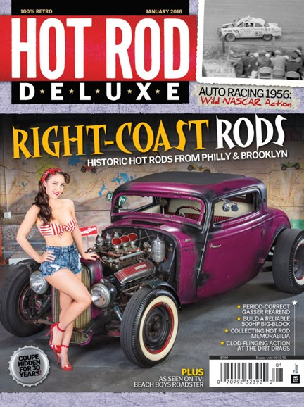 Hot Rod Deluxe Cover - 1/1/2016