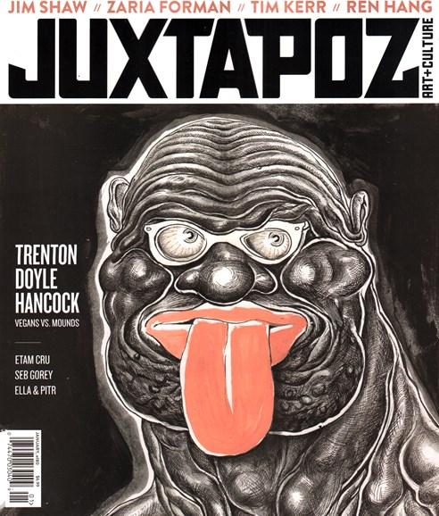 Juxtapoz Cover - 1/1/2016