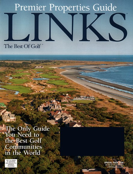LINKS Cover - 1/1/2016