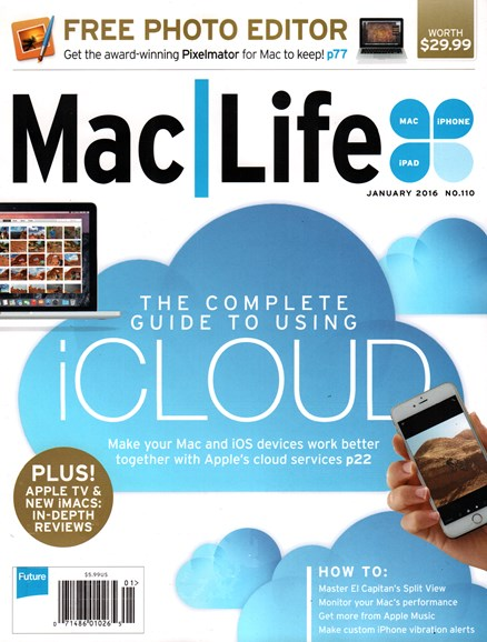 Mac | Life Cover - 1/1/2016