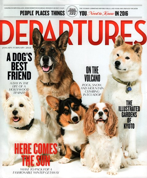 Departures Cover - 1/1/2016
