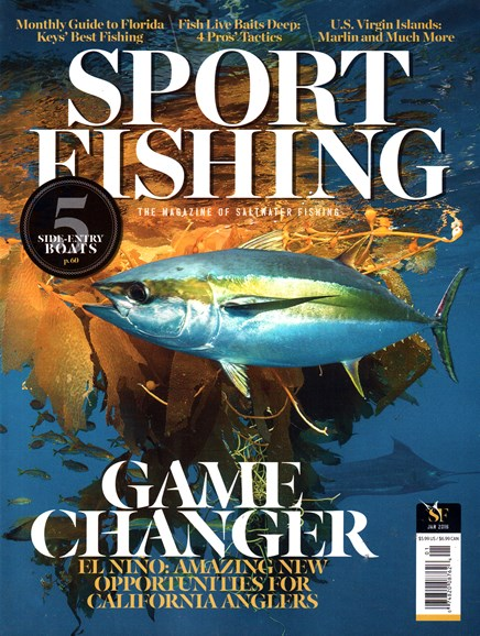 Sport Fishing Cover - 1/1/2016