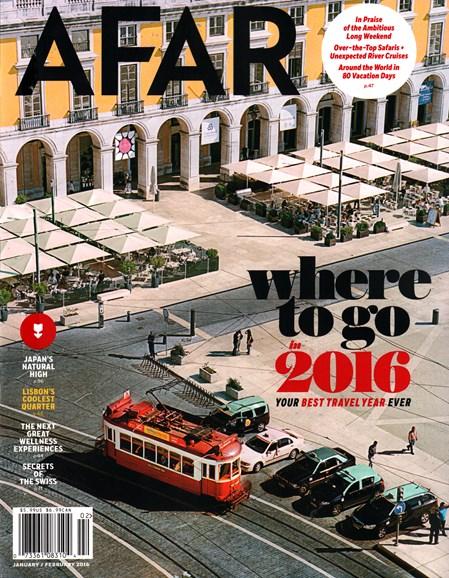 AFAR Cover - 1/1/2016