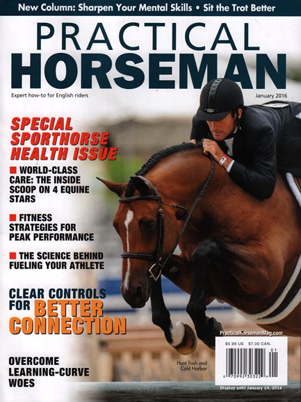 Practical Horseman Cover - 1/1/2016