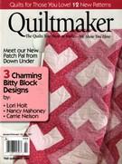 Quiltmaker Magazine 1/1/2016
