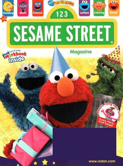 Sesame Street Cover - 1/1/2016