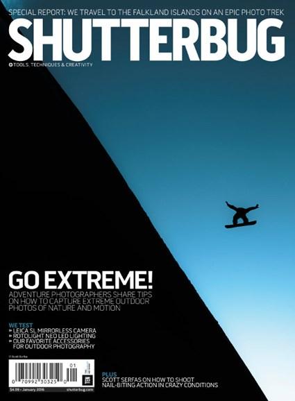 Shutterbug Cover - 1/1/2016