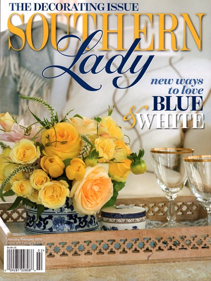 Southern Lady Cover - 1/1/2016