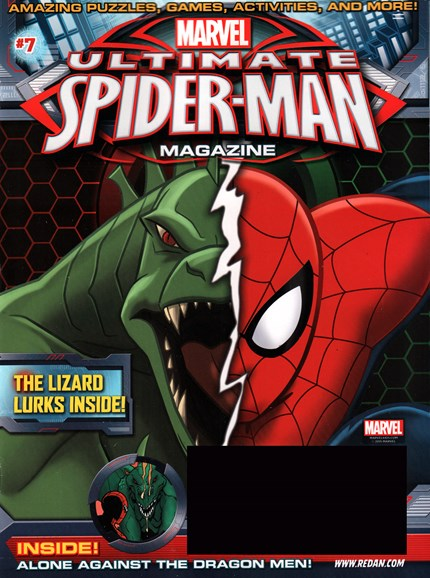 Marvel Spider-Man Cover - 1/1/2016