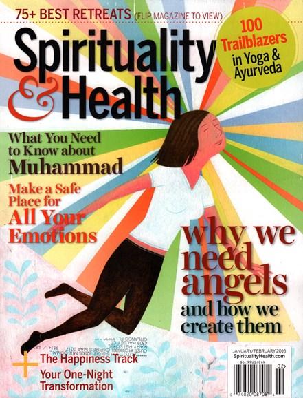 Spirituality & Health Cover - 1/1/2016