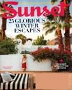 Sunset Magazine | 1/1/2016 Cover