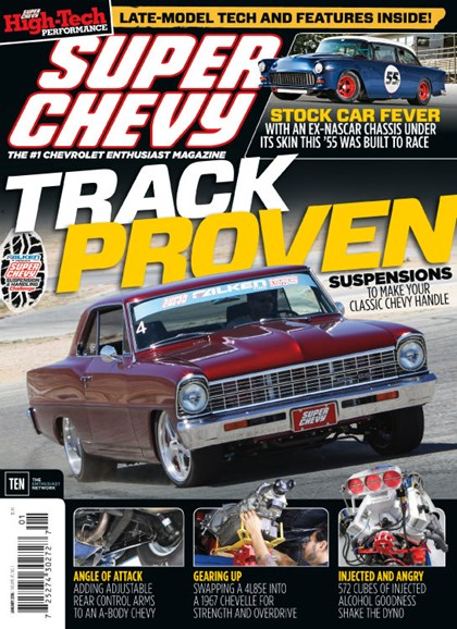 Super Chevy Cover - 1/1/2016