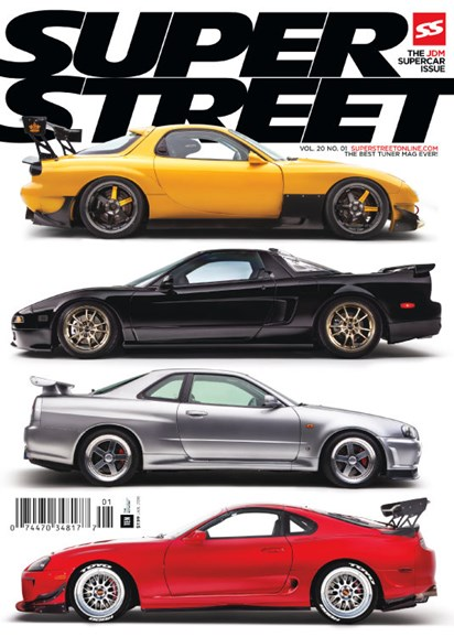 Super Street Cover - 1/1/2016