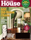 This Old House Magazine | 1/1/2016 Cover